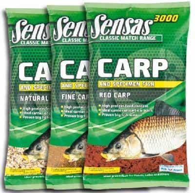 Прикормка для рыбалки 3000 Specimen