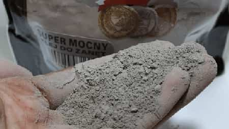 Clay for fishing