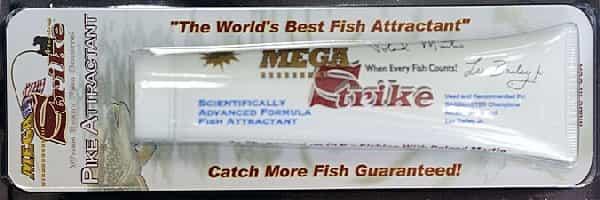 Efeito da cor da isca e do atrativo nos peixes
