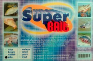Super Bait - activator for pike fishing