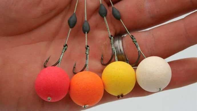 boilies for carp fishing