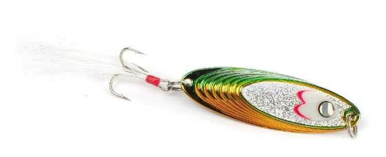 Tipos de señuelos de pesca artificiales