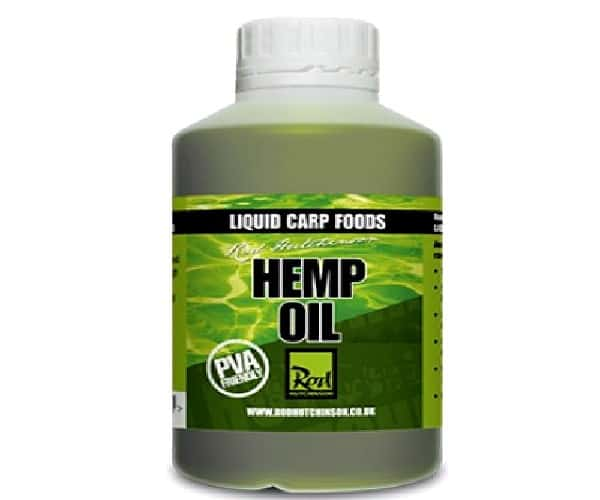 hemp oil for fishing