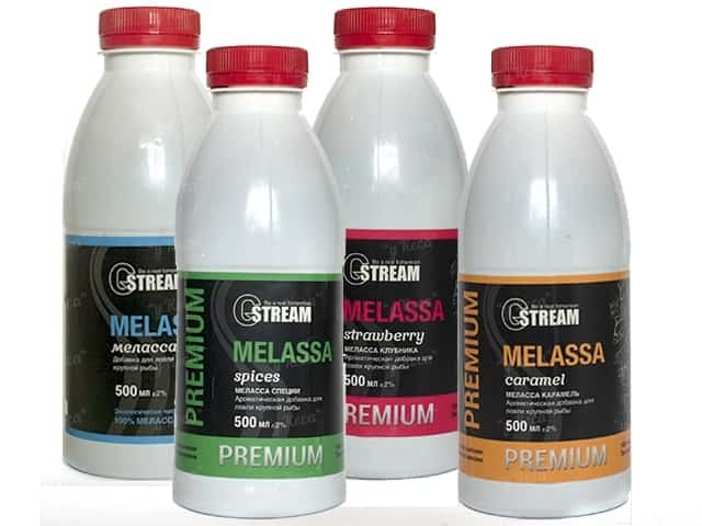 melassa natural liquid attractant