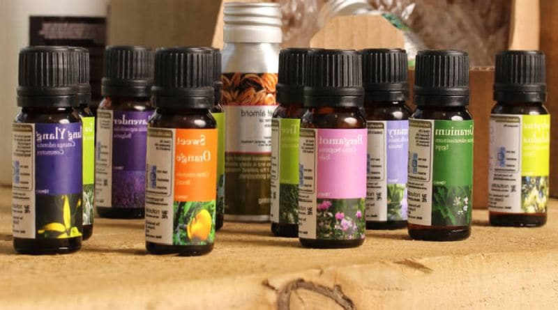 Natural oils for fishing