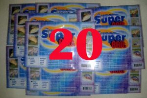 super bait 20 pcs