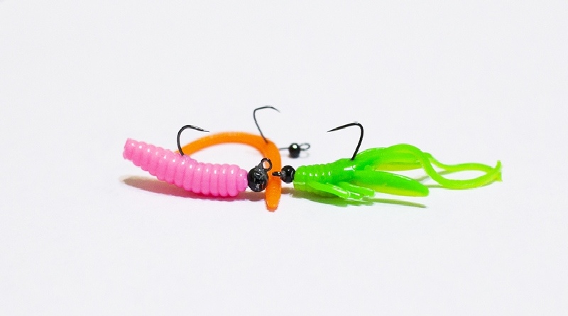 Jig lure for trout fishing